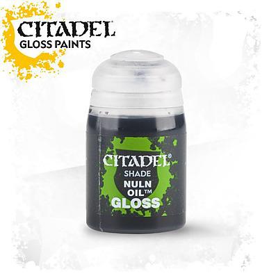 Einfach und sicher online bestellen: Citadel Shade: Nuln Oil Gloss 24 ml in Österreich kaufen.