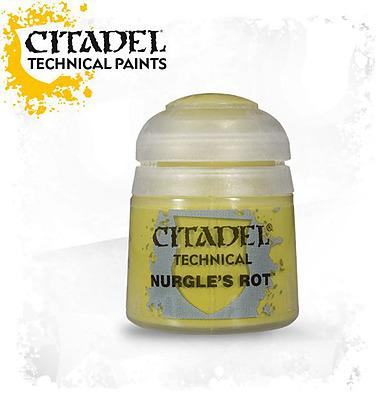 Einfach und sicher online bestellen: Citadel Technical: Nurgles Rot 12 ml in Österreich kaufen.
