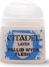Einfach und sicher online bestellen: Citadel Layer: Pallid Wych Flesh 12 ml in Österreich kaufen.