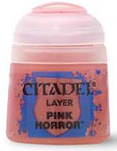 Einfach und sicher online bestellen: Citadel Layer: Pink Horror 12 ml in Österreich kaufen.