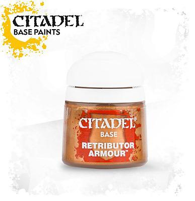 Einfach und sicher online bestellen: Citadel Base: Retributor Armour 12 ml in Österreich kaufen.