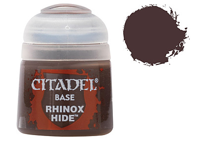 Einfach und sicher online bestellen: Citadel Base: Rhinox Hide 12 ml in Österreich kaufen.