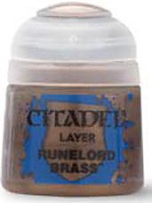 Einfach und sicher online bestellen: Citadel Layer: Runelord Brass 12 ml in Österreich kaufen.