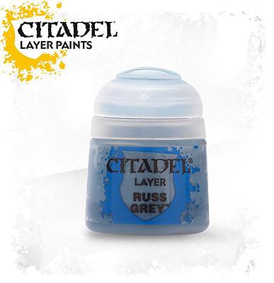 Einfach und sicher online bestellen: Citadel Layer: Russ Grey 12 ml in Österreich kaufen.