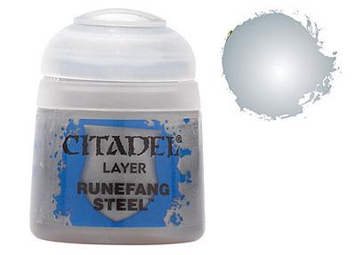 Einfach und sicher online bestellen: Citadel Layer: Runefang Steel 12 ml in Österreich kaufen.