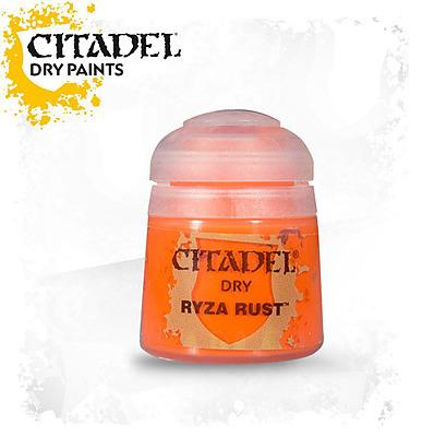 Einfach und sicher online bestellen: Citadel Dry: Ryza Rust 12 ml in Österreich kaufen.