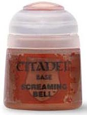 Einfach und sicher online bestellen: Citadel Base: Screaming Bell 12 ml in Österreich kaufen.