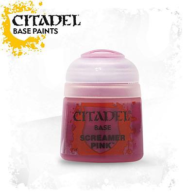 Einfach und sicher online bestellen: Citadel Base: Screamer Pink 12 ml in Österreich kaufen.