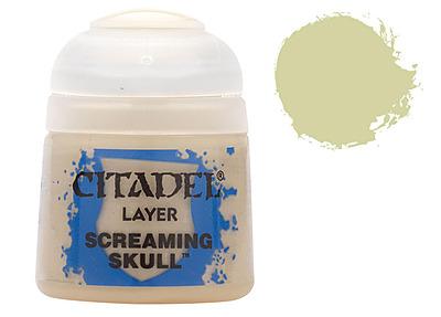 Einfach und sicher online bestellen: Citadel Layer: Screaming Skull 12 ml in Österreich kaufen.