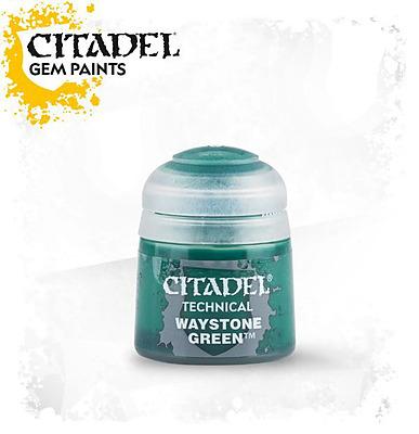 Einfach und sicher online bestellen: Citadel Technical: Waystone Green 12 ml in Österreich kaufen.