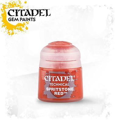 Einfach und sicher online bestellen: Citadel Technical: Spiritstone Red 12 ml in Österreich kaufen.