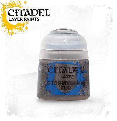Einfach und sicher online bestellen: Citadel Layer: Stormvermin Fur 12 ml in Österreich kaufen.