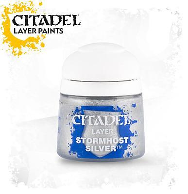 Einfach und sicher online bestellen: Citadel Layer: Stormhost Silver 12 ml in Österreich kaufen.