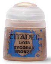 Einfach und sicher online bestellen: Citadel Layer: Sycorax Bronze 12 ml in Österreich kaufen.