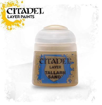 Einfach und sicher online bestellen: Citadel Layer: Tau Light Ochre  12 ml in Österreich kaufen.