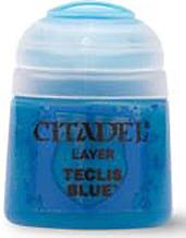 Einfach und sicher online bestellen: Citadel Layer: Teclis Blue 12 ml in Österreich kaufen.
