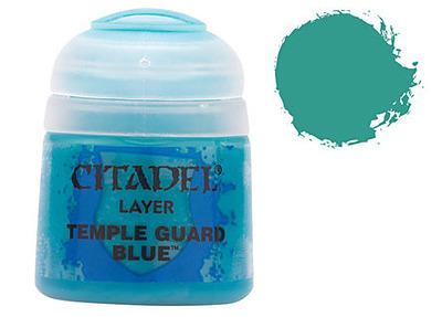 Einfach und sicher online bestellen: Citadel Layer: Temple Guard Blue 12 ml in Österreich kaufen.