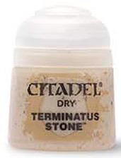 Einfach und sicher online bestellen: Citadel Dry: Terminatus Stone 12 ml in Österreich kaufen.