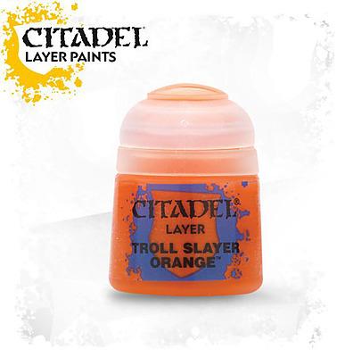 Einfach und sicher online bestellen: Citadel Layer: Troll Slayer Orange 12 ml in Österreich kaufen.