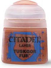 Einfach und sicher online bestellen: Citadel Layer: Tuskgor Fur  12 ml in Österreich kaufen.