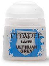 Einfach und sicher online bestellen: Citadel Layer: Ulthuan Grey 12 ml in Österreich kaufen.