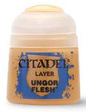 Einfach und sicher online bestellen: Citadel Layer: Ungor Flesh 12 ml in Österreich kaufen.