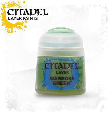 Einfach und sicher online bestellen: Citadel Layer: Warboss Green 12 ml in Österreich kaufen.