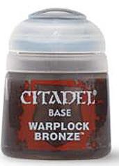 Einfach und sicher online bestellen: Citadel Base: Warplock Bronze 12 ml in Österreich kaufen.