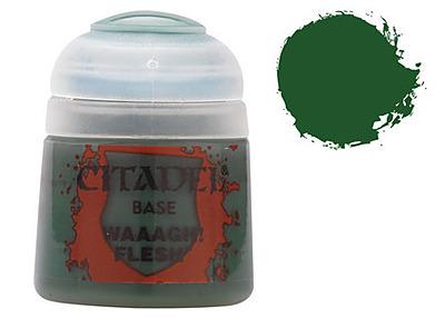 Einfach und sicher online bestellen: Citadel Base: Waaagh! Flesh 12 ml in Österreich kaufen.