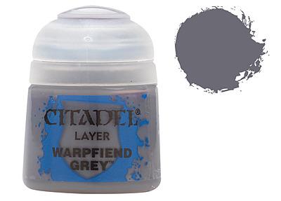 Einfach und sicher online bestellen: Citadel Layer: Warpfiend Grey 12 ml in Österreich kaufen.