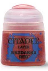 Einfach und sicher online bestellen: Citadel Layer: Wazdakka Red 12 ml in Österreich kaufen.