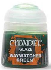 Einfach und sicher online bestellen: Citadel Glaze: Waywatcher Green 12 ml in Österreich kaufen.