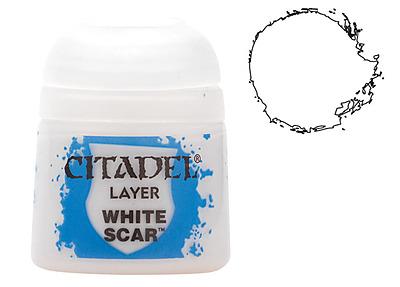 Einfach und sicher online bestellen: Citadel Layer: White Scar 12 ml in Österreich kaufen.