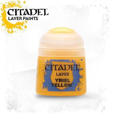 Einfach und sicher online bestellen: Citadel Layer: Yriel Yellow 12 ml in Österreich kaufen.