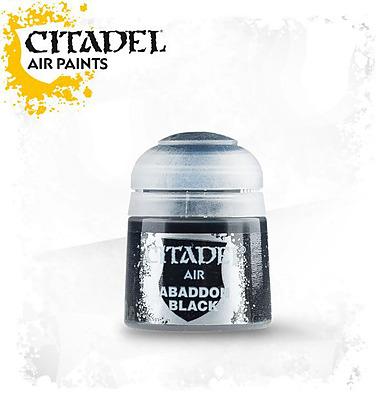 Einfach und sicher online bestellen: Citadel Air: Abbadon Black in Österreich kaufen.