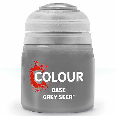 Einfach und sicher online bestellen: Citadel Base: Grey Seer 12 ml in Österreich kaufen.
