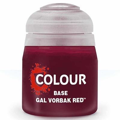 Einfach und sicher online bestellen: Citadel Base: Gal Vorbark Red 12 ml in Österreich kaufen.