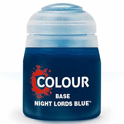 Einfach und sicher online bestellen: Citadel Base: Night Lords Blue 12 ml in Österreich kaufen.