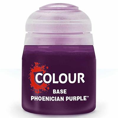 Einfach und sicher online bestellen: Citadel Base: Phoenician Purple 12 ml in Österreich kaufen.