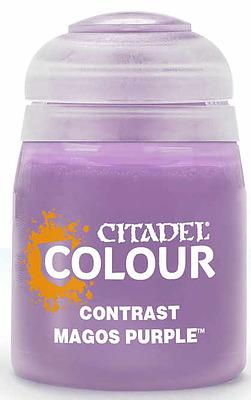 Einfach und sicher online bestellen: Citadel Contrast: Magos Purple 18 ml in Österreich kaufen.