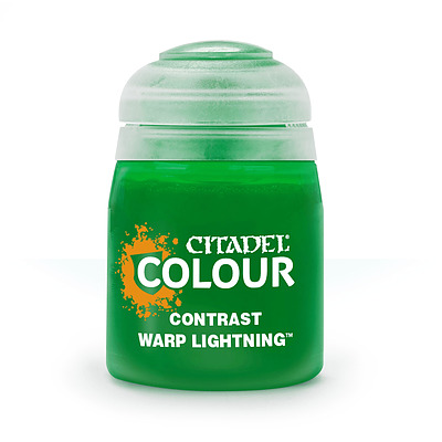 Einfach und sicher online bestellen: Citadel Contrast: Warp Lightning 18 ml in Österreich kaufen.