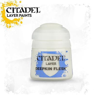 Einfach und sicher online bestellen: Citadel Layer: Deepkin Flesh 12 ml in Österreich kaufen.