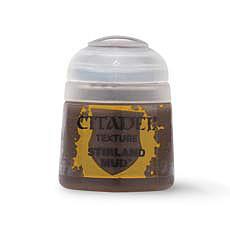 Einfach und sicher online bestellen: Citadel Texture: Stirland Mud 12 ml in Österreich kaufen.
