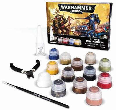 Einfach und sicher online bestellen: Warhammer 40000 Grundausstattung in Österreich kaufen.
