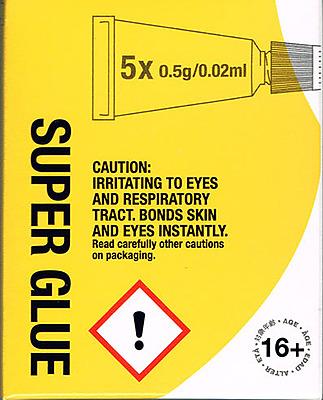 Einfach und sicher online bestellen: Citadel Super Glue in Österreich kaufen.