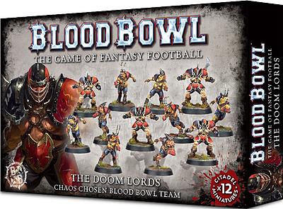 Einfach und sicher online bestellen: Blood Bowl Doom Lords in Österreich kaufen.