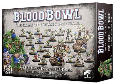 Einfach und sicher online bestellen: Blood Bowl: Crud Creek Nosepickers Team in Österreich kaufen.