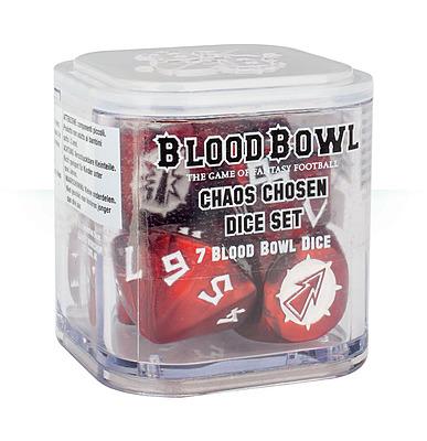 Einfach und sicher online bestellen: Blood Bowl Chaos Chosen Dice in Österreich kaufen.