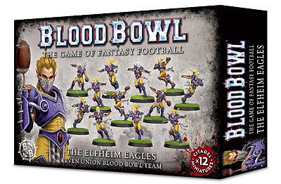 Einfach und sicher online bestellen: Blood Bowl The Elfheim Eagles in Österreich kaufen.