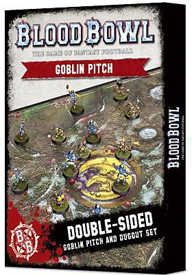 Einfach und sicher online bestellen: Blood Bowl Goblin Pitch & Dugouts in Österreich kaufen.